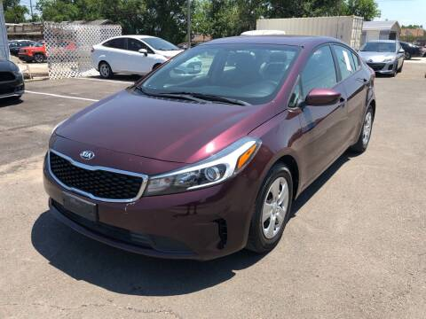 2017 Kia Forte for sale at Ital Auto in Oklahoma City OK