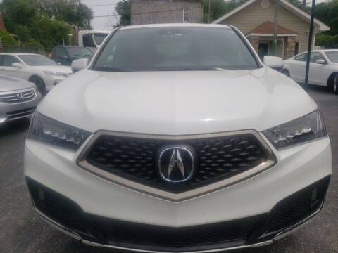 2020 Acura MDX for sale at Murrays Used Cars in Baltimore MD