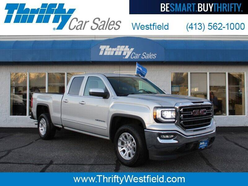 2018 GMC Sierra 1500 for sale at Thrifty Car Sales Westfield in Westfield MA