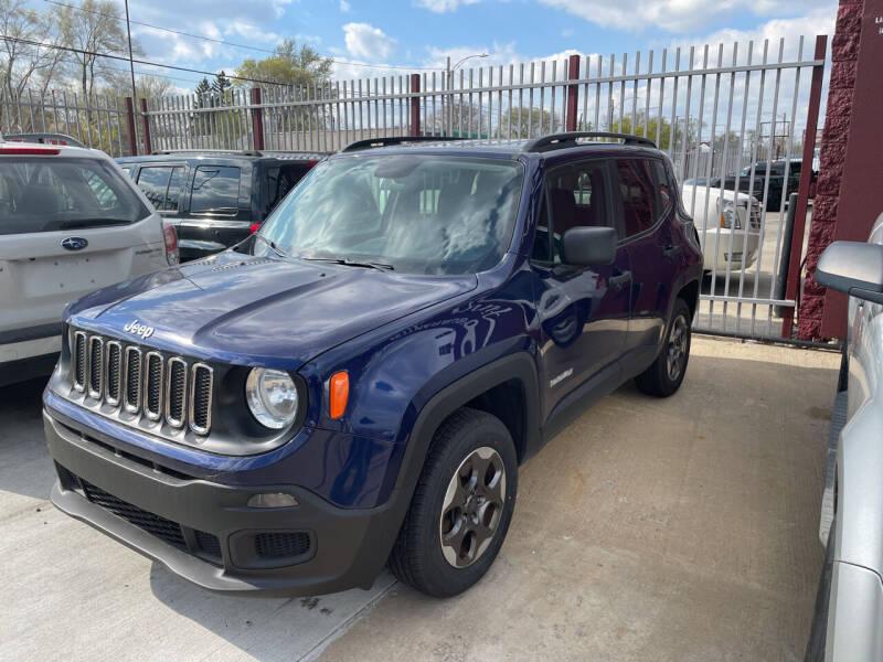2017 Jeep Renegade for sale at MTA Auto in Detroit MI