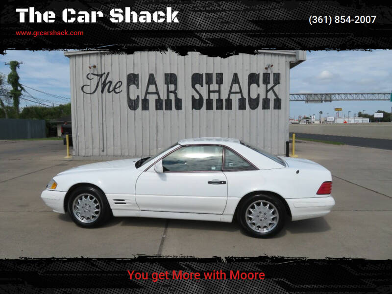 1997 Mercedes-Benz SL-Class for sale at The Car Shack in Corpus Christi TX