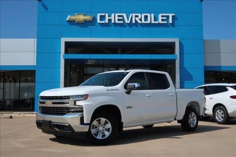 2019 Chevrolet Silverado 1500 for sale at Lipscomb Auto Center in Bowie TX