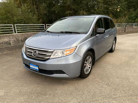 2012 Honda Odyssey for sale at Zipstar Auto Sales in Lynnwood WA