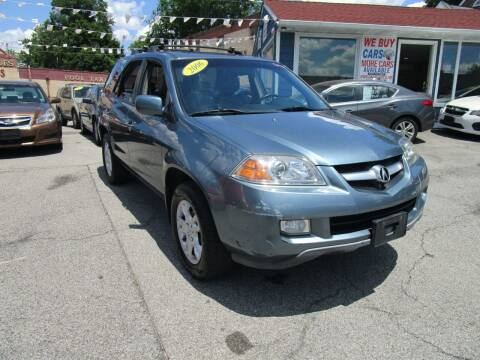 2006 Acura MDX for sale at Daniel Auto Sales in Yonkers NY