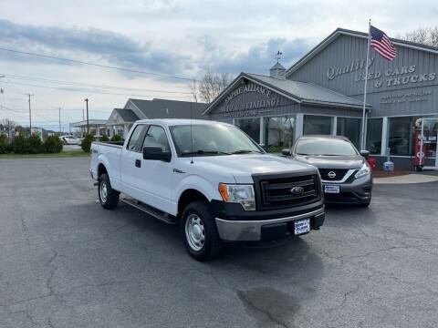 2013 Ford F-150 for sale at Empire Alliance Inc. in West Coxsackie NY