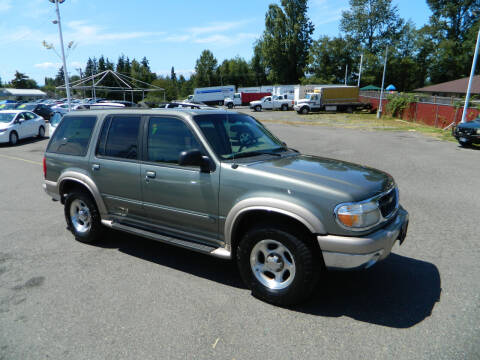 1999 Ford Explorer for sale at J & R Motorsports in Lynnwood WA