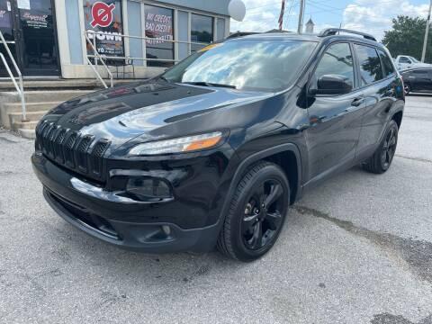 2018 Jeep Cherokee for sale at Bagwell Motors Springdale in Springdale AR