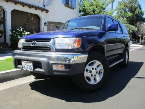 2002 Toyota 4Runner for sale at Valley Coach Co Sales & Lsng in Van Nuys CA