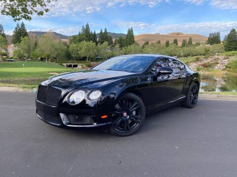 2013 Bentley Continental for sale at CA Lease Returns in Livermore CA