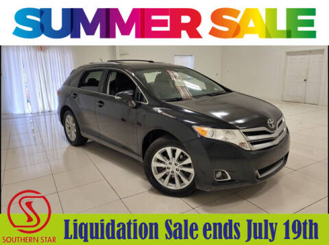 2013 Toyota Venza for sale at Southern Star Automotive, Inc. in Duluth GA