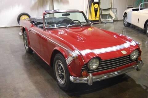 1968 Triumph TR250 for sale at Classic AutoSmith in Marietta GA