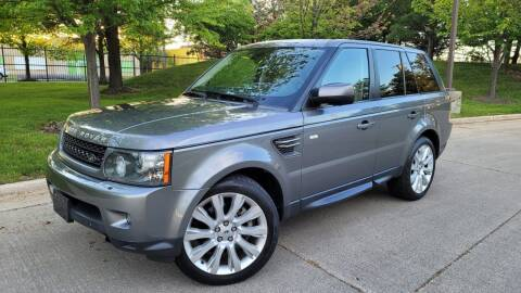 2011 Land Rover Range Rover Sport for sale at Western Star Auto Sales in Chicago IL