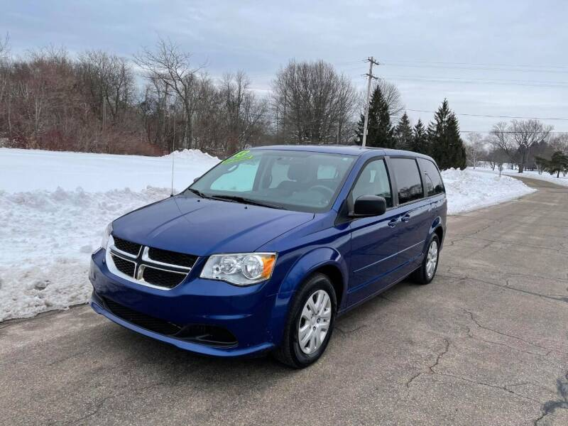 2013 Dodge Grand Caravan for sale at Aleid Auto Sales in Cudahy WI