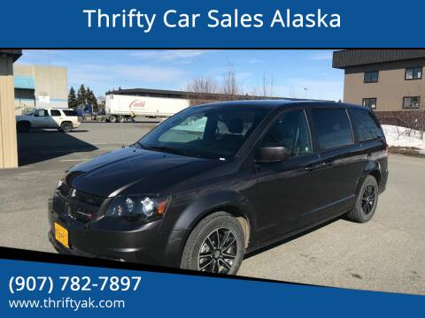 2019 Dodge Grand Caravan for sale at Thrifty Car Sales Alaska in Anchorage AK