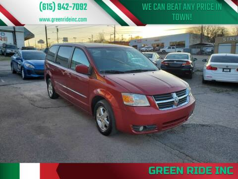 2008 Dodge Grand Caravan for sale at Green Ride Inc in Nashville TN