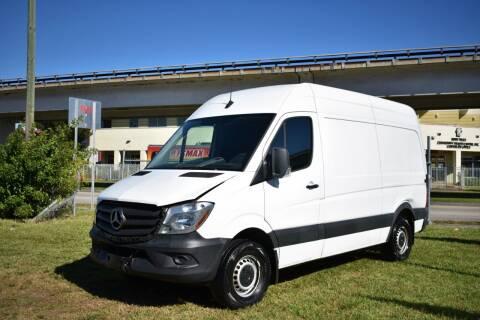 2017 Mercedes-Benz Sprinter Cargo for sale at STS Automotive - Miami, FL in Miami FL