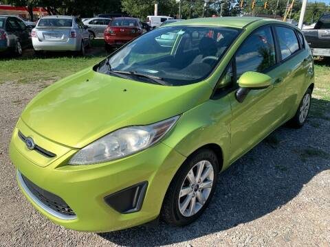 2012 Ford Fiesta for sale at Deme Motors in Raleigh NC