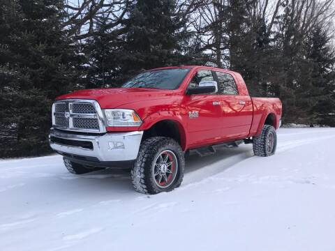 2013 RAM Ram Pickup 2500 for sale at Summit Auto & Cycle in Zumbrota MN