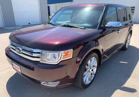 2011 Ford Flex for sale at Spady Used Cars in Holdrege NE