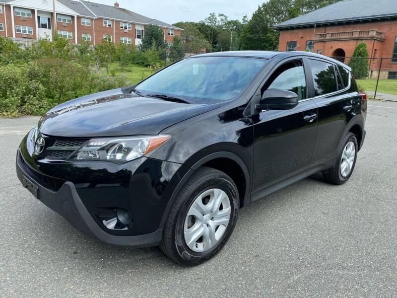 2015 Toyota RAV4 for sale at Broadway Motoring Inc. in Arlington MA