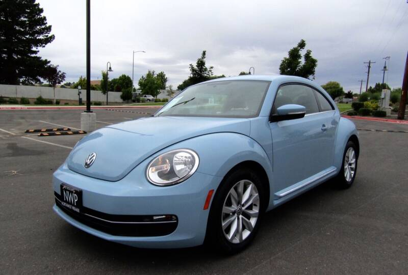 2013 Volkswagen Beetle for sale at Northwest Premier Auto Sales in West Richland And Kennewick WA
