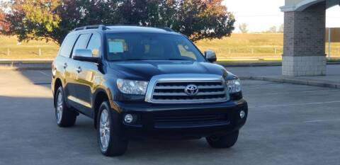 2011 Toyota Sequoia for sale at America's Auto Financial in Houston TX