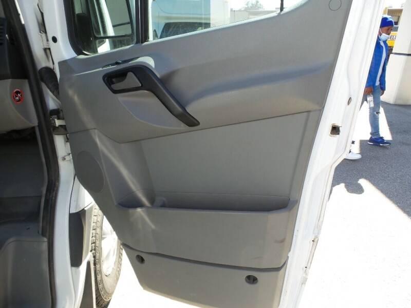 2014 Mercedes-Benz Sprinter Cargo 2500 3dr 144 in. WB Cargo Van - Houston TX