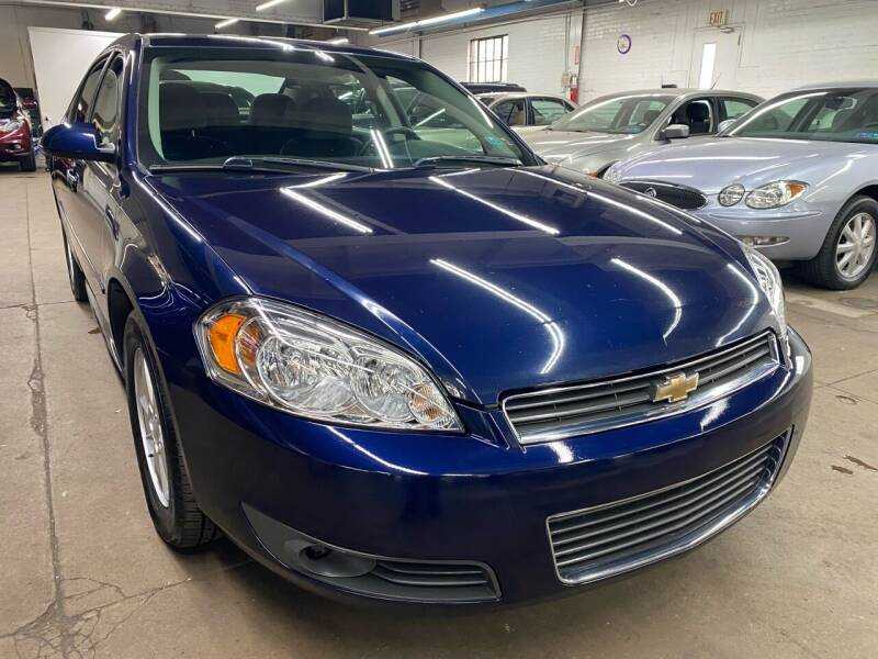 2011 Chevrolet Impala for sale at John Warne Motors in Canonsburg PA