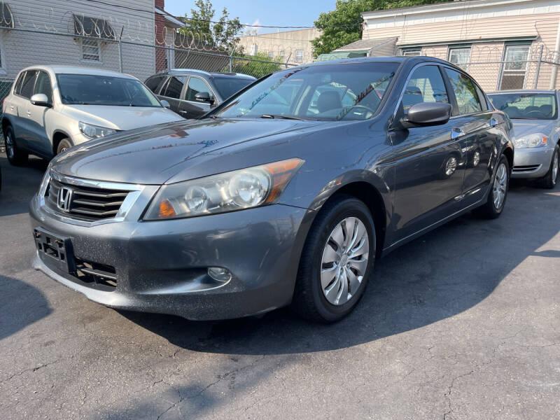 2009 Honda Accord for sale at Cypress Motors of Ridgewood in Ridgewood NY