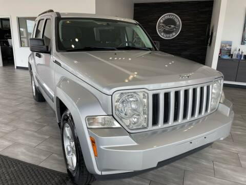 2010 Jeep Liberty for sale at Evolution Autos in Whiteland IN