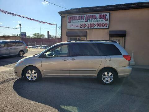 2008 Toyota Sienna for sale at SELLECT AUTO INC in Philadelphia PA