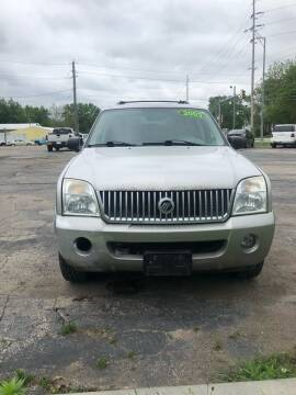 2003 Mercury Mountaineer for sale at Rocket Cars Auto Sales LLC in Des Moines IA