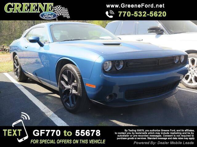 2020 Dodge Challenger for sale at Nerd Motive, Inc. - NMI in Atlanta GA