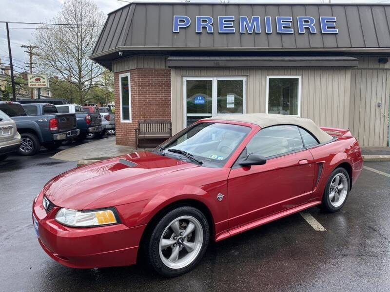 1999 Ford Mustang for sale at Premiere Auto Sales in Washington PA