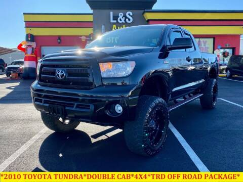 2010 Toyota Tundra for sale at L & S AUTO BROKERS in Fredericksburg VA