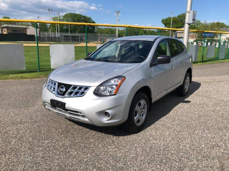 2014 Nissan Rogue Select for sale at Cars With Deals in Lyndhurst NJ