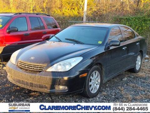 2004 Lexus ES 330 for sale at Suburban Chevrolet in Claremore OK