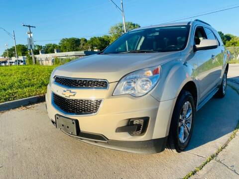 2011 Chevrolet Equinox for sale at Xtreme Auto Mart LLC in Kansas City MO