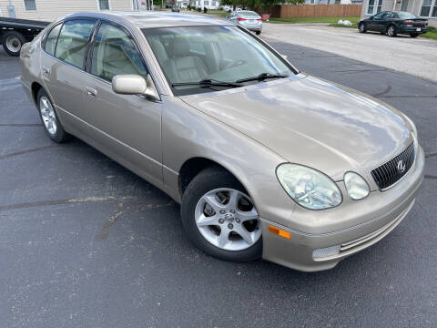 2001 Lexus GS 300 for sale at Tiffin Auto Direct in Republic OH