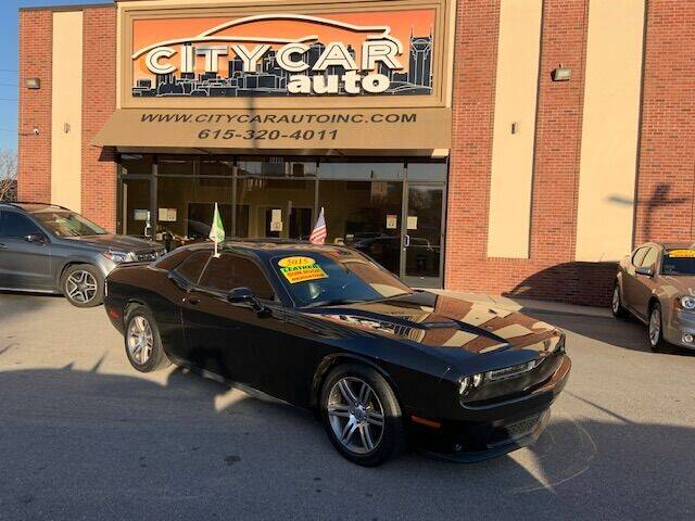 2015 Dodge Challenger SXT Plus 2dr Coupe - Nashville TN