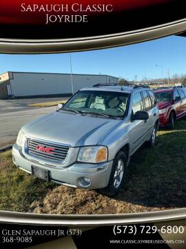 2008 GMC Envoy for sale at Sapaugh Classic Joyride in Salem MO
