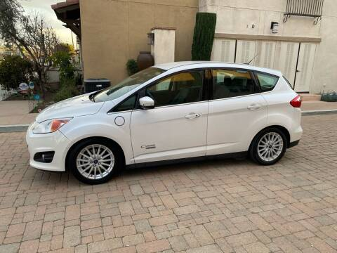 2015 Ford C-MAX Energi for sale at California Motor Cars in Covina CA