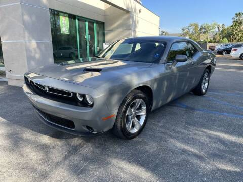 2018 Dodge Challenger for sale at AutoHaus Loma Linda in Loma Linda CA