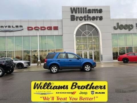 2003 Saturn Vue for sale at Williams Brothers - Pre-Owned Monroe in Monroe MI