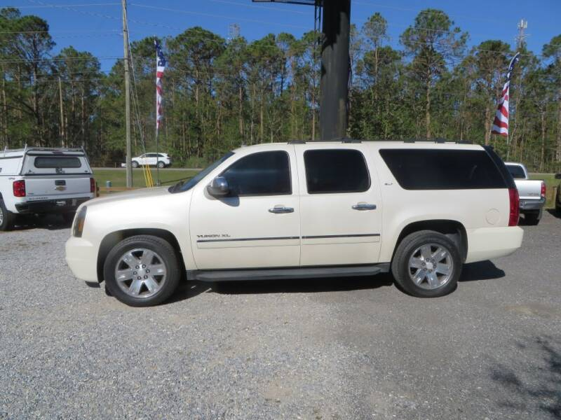 2011 GMC Yukon XL for sale at Ward's Motorsports in Pensacola FL