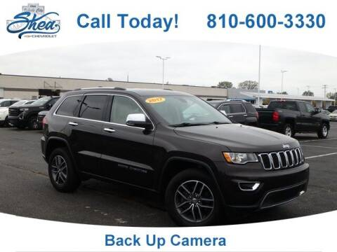 2017 Jeep Grand Cherokee for sale at Erick's Used Car Factory in Flint MI