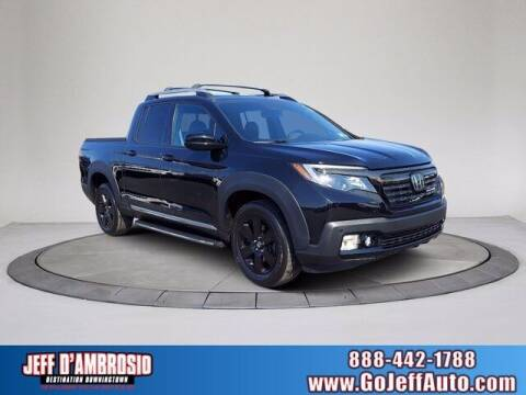 2017 Honda Ridgeline for sale at Jeff D'Ambrosio Auto Group in Downingtown PA