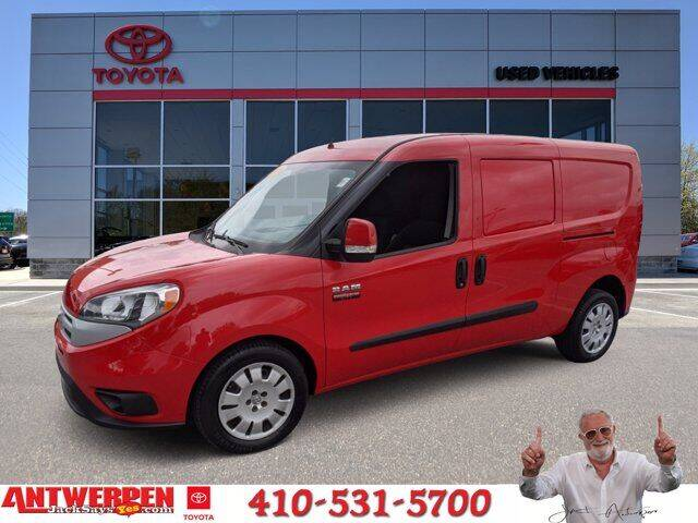 2015 RAM ProMaster City Cargo for sale in Clarksville, MD