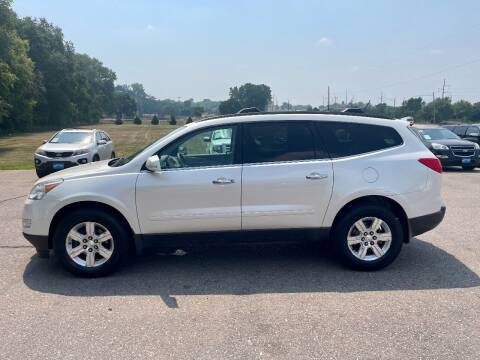 2011 Chevrolet Traverse for sale at Iowa Auto Sales, Inc in Sioux City IA