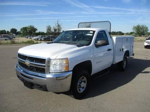 2010 Chevrolet Silverado 3500HD for sale at Shamrock Group LLC #1 in Pleasant Grove UT